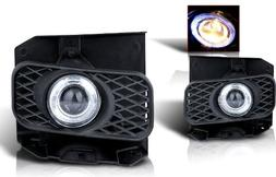 WINJET 99-02 FORD EXPEDITION HALO PROJECTOR FOG LIGHT - CLEA