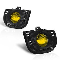Winjet 14-15 Scion tC Front Bumper Fog Lights Lamp & Wiring