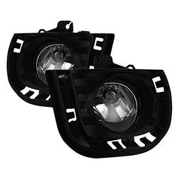 Winjet 2014-2015 Scion tC Front Bumper Fog Lights Lamps & Wi