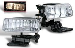 Winjet 99-02 CHEVY SILVERADO 1500 & 2500 OEM FOG LIGHT - CLE