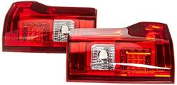 Winjet WJ20-0440-08 Tail Light, 1 Pack