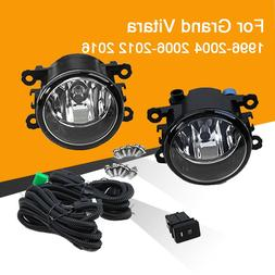 Car <font><b>Fog</b></font> Lamp Assembly for Suzuki Grand V
