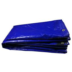 CHAOXIANG Tarpaulin Sheet Thicken Foldable Double-sided Wate