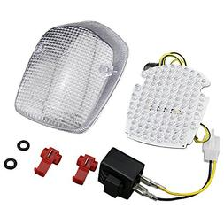 GZYF Fits SABRE/AERO 1100 LED/HONDA SHADOW ACE 750 Tail Ligh