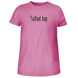 got Hella? - Cute Women's Junior Graphic Tee, Pink, Small