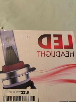 h1 led headlight bulbs kit high low
