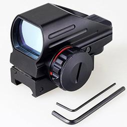 Tuofeng® Holographic Red and Green Dot Sight Tactical Refle