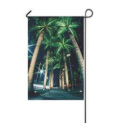 Home Decorative Outdoor Double Sided Tree Coconut Nature Dar
