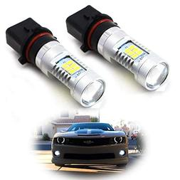 iJDMTOY 21-SMD-2835 P13W Replacement Bulbs For LED Fog Light