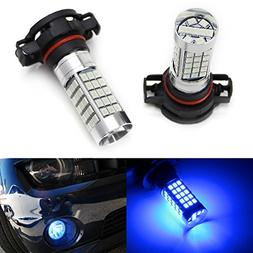 iJDMTOY 69-SMD 5202 LED Replacement Bulbs For Fog Lights or