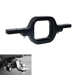 iJDMTOY Tow Hitch Mounting Bracket For Dual LED Backup Rever