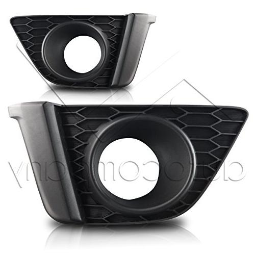 14-15 Honda Fit Fog Light Cover/Bezel Pair - Driver & Passen