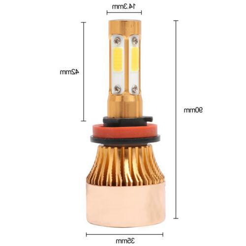 4-Side Low Beam Yellow 2000W