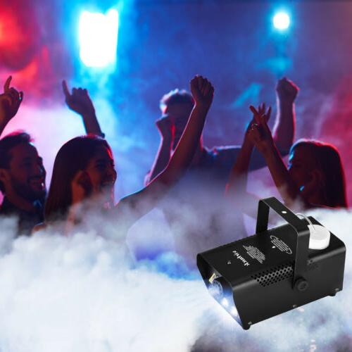 500W Fog Machine LED Party Stage Remote