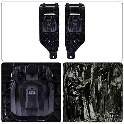 AJP 2006 05 06 07 F250 F450 F550 F-450 F-550 Duty Superduty Excursion Replacement Lights Assembly Left Upgrade
