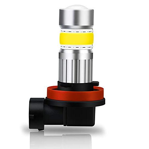 Alla Super Bright Bulbs Fog Light Illumination Bulb Fog -