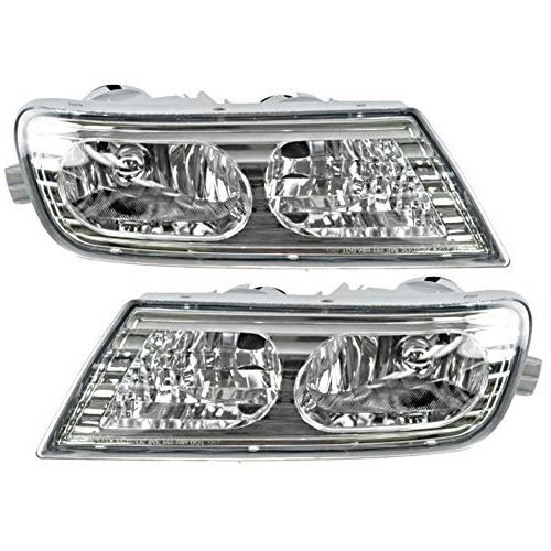 Fits 07-09 Acura MDX Fog Light Assembly Pair
