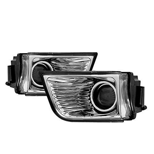 Fog Lights Fits 2003-2005 Toyota 4Runner   Oe Style Polycarb