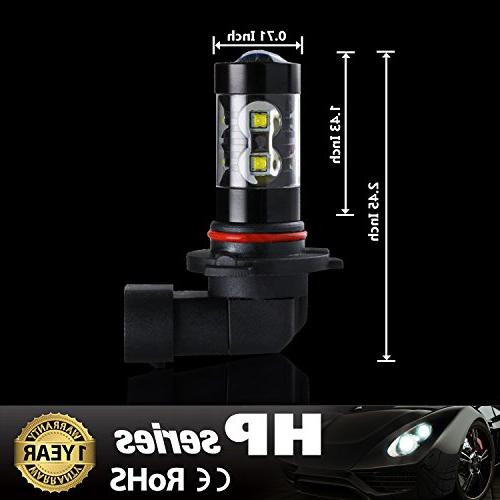 JDM Max Power H10 9145 LED Light or Lights,