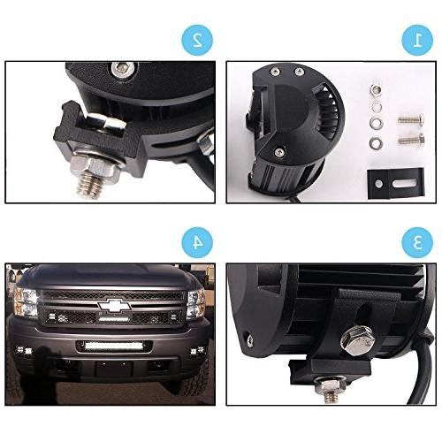 LED Northpole Cree LED Bar Off-road Driving Light for Off-road, ATV, SUV,