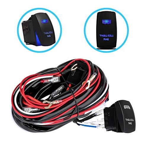 Blue Light Wiring Harness | Wiring Diagram on