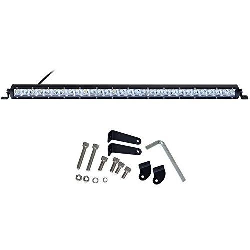 Nilight LED Light Bar 31inch 150W Spot /& Flood Combo Single Row 14500LM Off Road LED Fog /& Driving Light Roof Bumper Light Bars for Jeep Ford Trucks Boat 2 Years Warranty