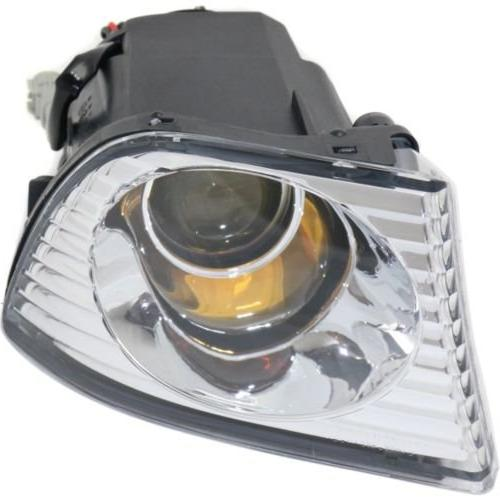 Perfect Fit Group REPL107537 - Is300 Fog Lamp RH, Lens And H