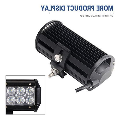 YITAMOTOR 7inch Work Light, Driving Fog Light, Super for Truck,Jeep, ATV, Boat,Car,36W, 3600 of