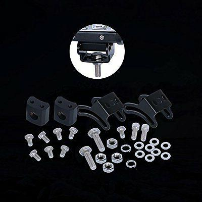 Nilight 1260lm Beam Driving Light Bar Mounting Bracket