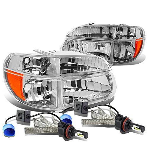 ford explorer mountaineer pair of chrome