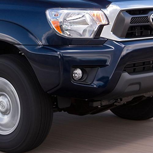 AJP For Toyota Tacoma Fog Front Driving Bumper Replacement Upgrade 2014 2015 12 14 15