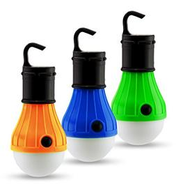 Astorn 3 PC Outdoor Light Set for Tents & Camping | LED Ligh