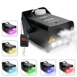 Portable Wireless Remote Control LED RGB 500W RC Fog Machine