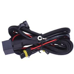Power Cable Line 9006/HB4 Xenon HID <font><b>Light</b></font
