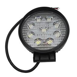 China : 1Pcs 27W LED Work Light 12V IP67 Spot/Flood Fog Ligh