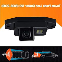 Glumes Universal Rear View Backup Camera, 170° HD Easy-In