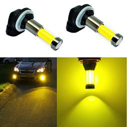 Alla Lighting Xtreme Super Bright LED 881 Fog Light Bulbs -